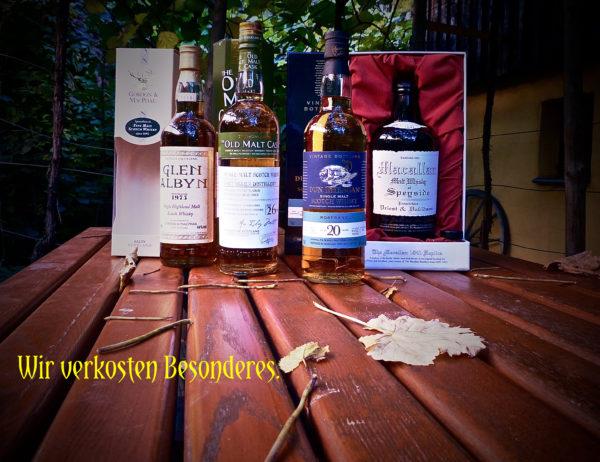 Whisky- und Rumverkostung Radebeul Gasthaus und Restaurant Schwarze Seele Radebeul Altkötzschenbroda